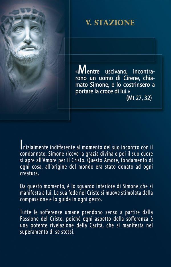 Livret - Lourdes, Via-crucis, Cammino della Risurrezione - Maria de Faykod - Page 18