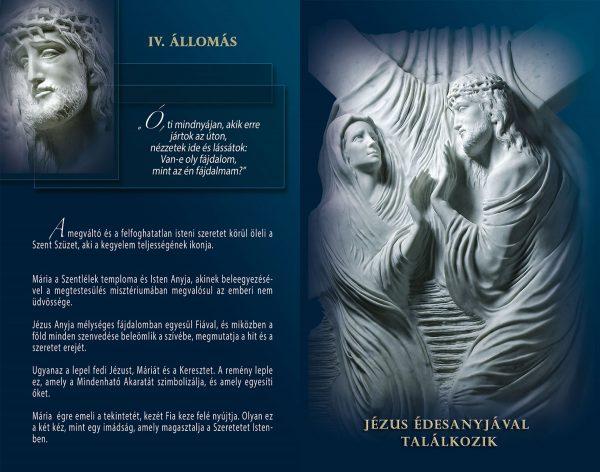 Livret- Lourdes, Keresztùt, A Feltàmadàs Ùtja - Maria de Faykod - Pages 16-17