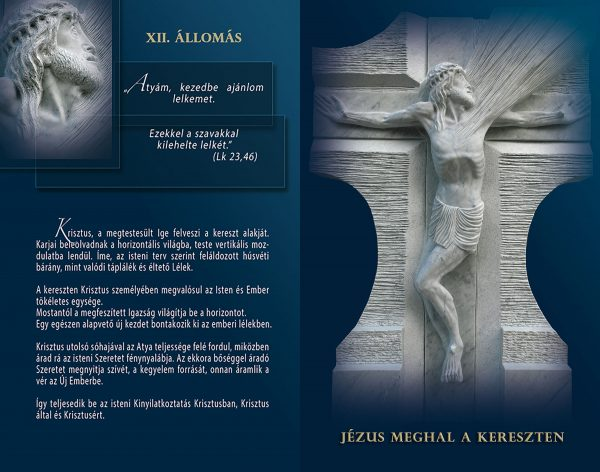 Livret - Lourdes, Keresztùt, A Feltàmadàs Ùtja - Maria de Faykod - Pages 32-33